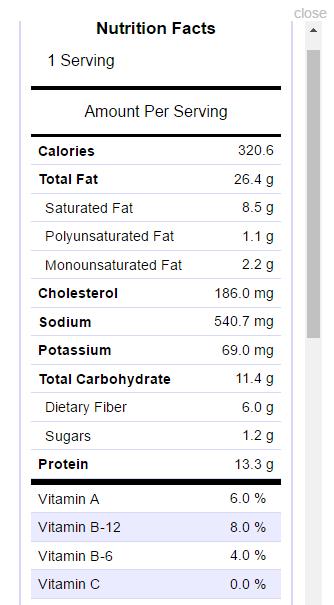 bagel-nutrition